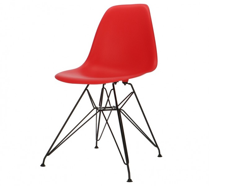 Image of the item Sedia Eames DSR - Rosso