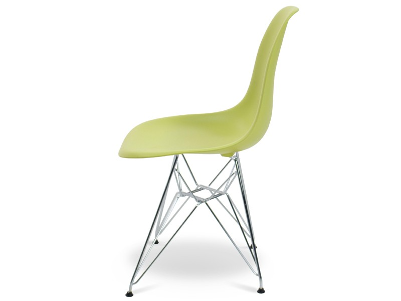 Image of the item Sedia Eames DSR - Verde Oliva