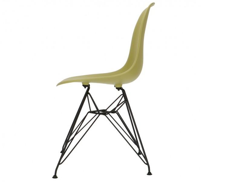 Image of the item Sedia Eames DSR - Verde oliva