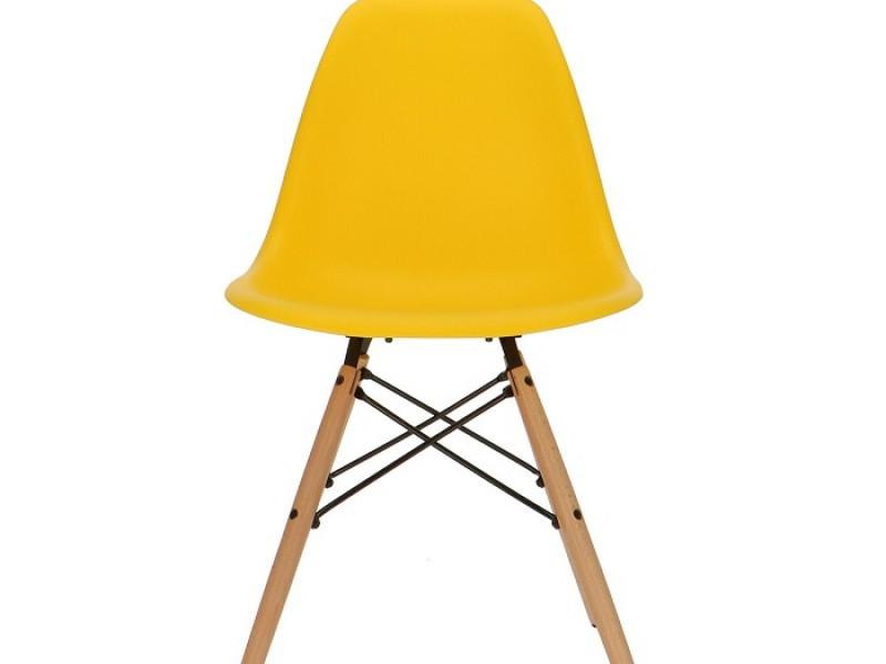 Image of the item Sedia Eames DSW - Giallo