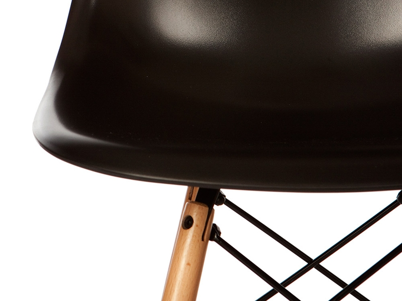Image of the item Sedia Eames DSW - Nera