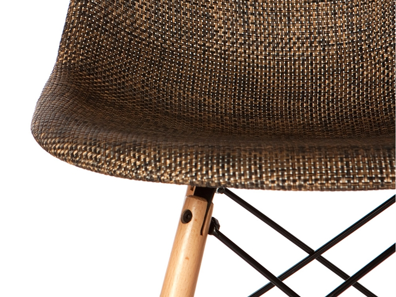 Image of the item Sedia Eames DSW Struttura - Cacao