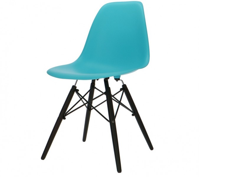 Image of the item Sedia Eames DSW - Turquese