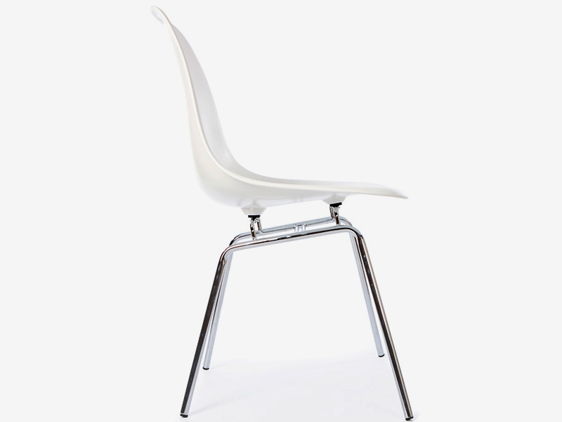 Image of the item Sedia Eames DSX - Bianca