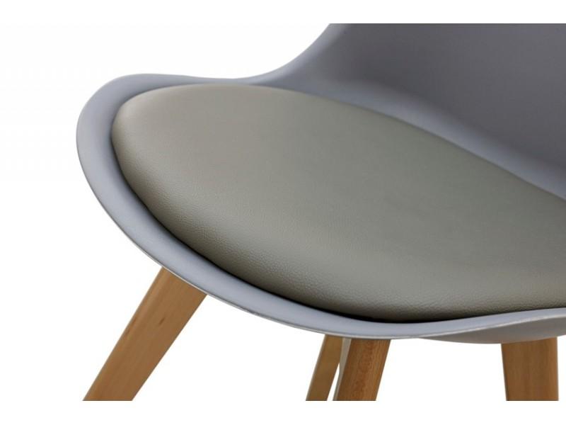 Image of the item Sedia Orville Milou - Grigio