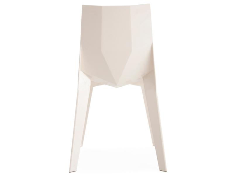 Image of the item Sedia The Shard - Bianco