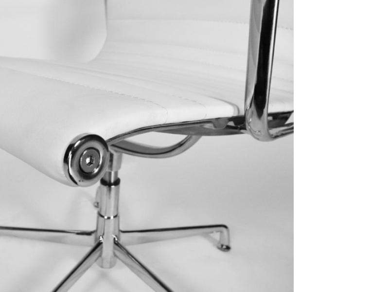 Image of the item Sedia visitante EA108 - Bianco