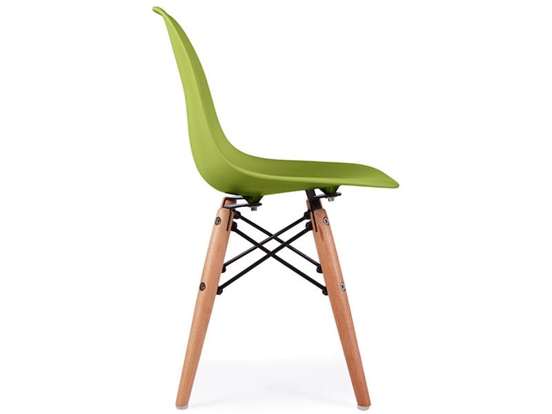 Image of the item Silla Bambino Eames DSW - Verde