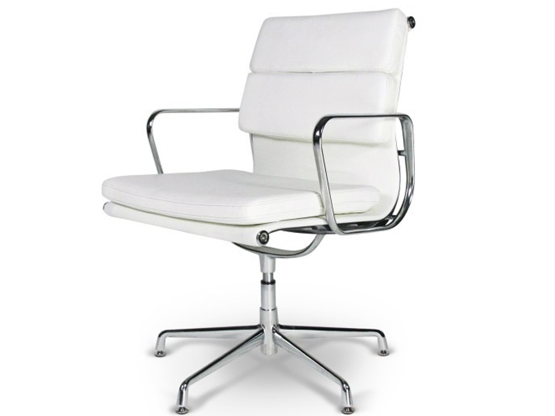 Image of the item Soft Pad COSY Office Chair 208 - Bianco