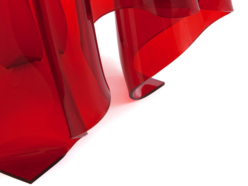 Image de l'article Table d appoint Illusion - Rouge