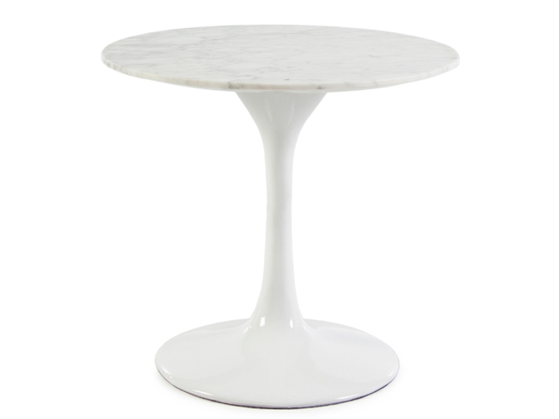 Image de l'article Table d appoint Tulip Saarinen