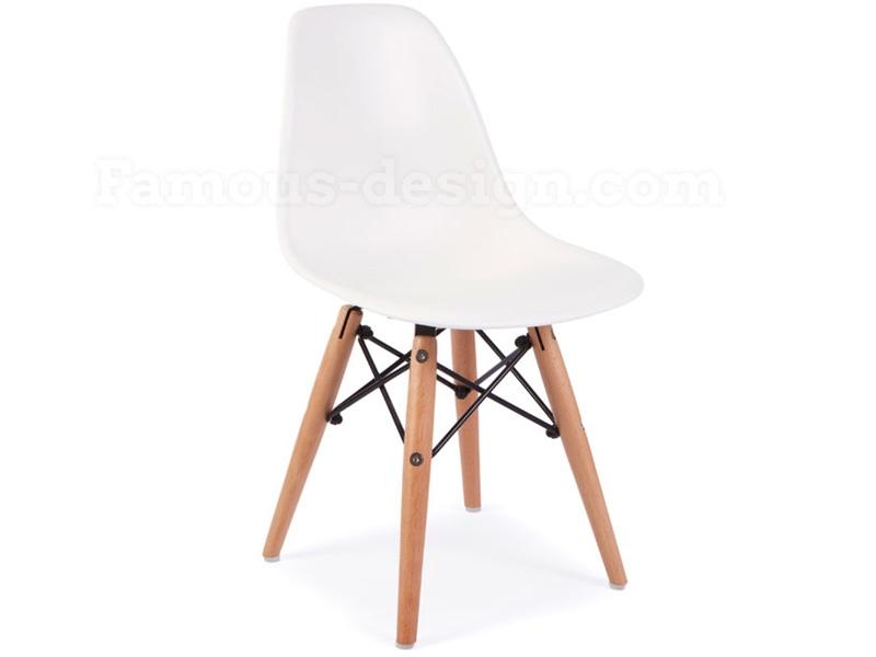 Table enfant eames 2 chaises dsw - Table chaises enfants ...
