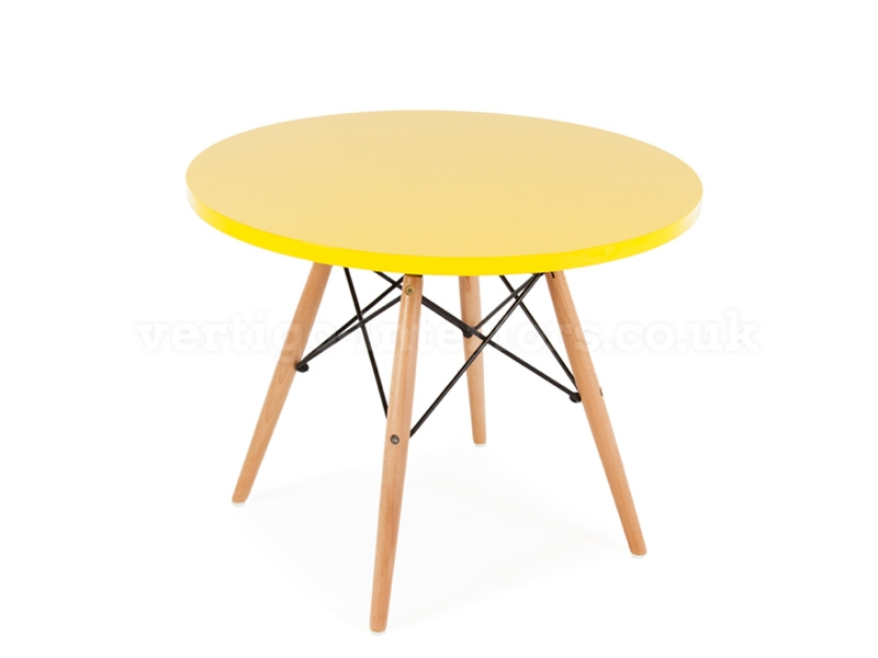 Table enfant eames 2 chaises dsw for Table eames dsw