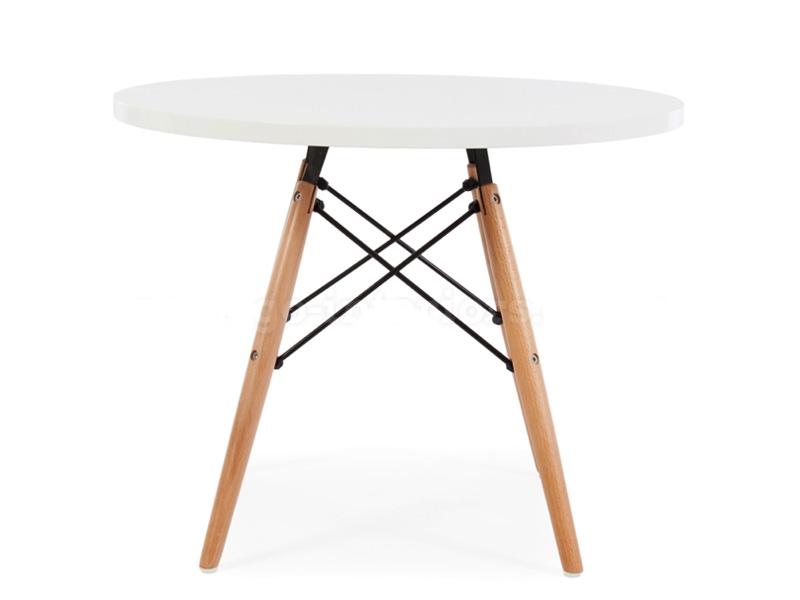 table enfant eames 2 chaises dsw. Black Bedroom Furniture Sets. Home Design Ideas