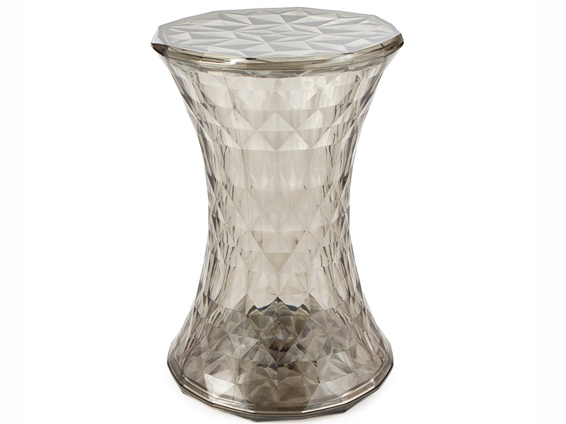 Image de l'article Tabouret Ghost - Transparent Gris