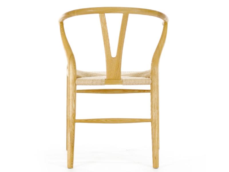 Image de l'article Wegner Chaise Wishbone CH24 - Naturel
