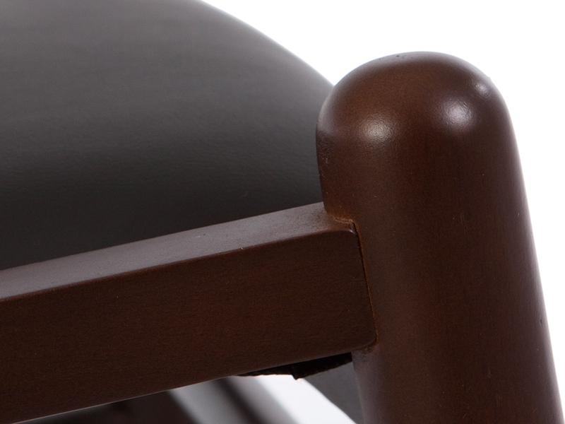 Image de l'article Wegner Chaise Wishbone Y - Marron/Noir