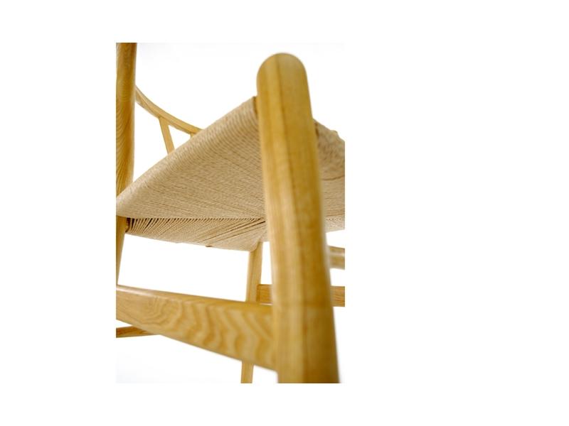Image of the item Wegner Sedia Wishbone CH24 -  Natural