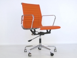 Image de l'article Chaise Alu EA117 Eames - Orange