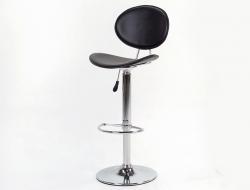Image de l'article Chaise de Bar MATHILDE - Noir