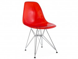Image de l'article Chaise DSR - Rouge transparent