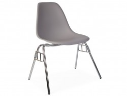 Image de l'article Chaise DSS empilable - Gris souris