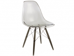 Image de l'article Chaise DSW All Ghost - Gris fumé