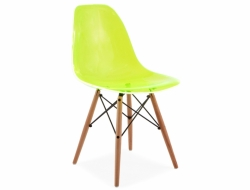 Image de l'article Chaise DSW - Vert transparent