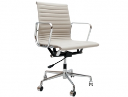 Image de l'article Chaise Eames Alu EA117 - Gris clair