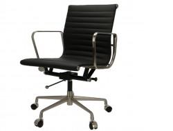 Image de l'article Chaise Eames Alu EA117 Premium - Noir