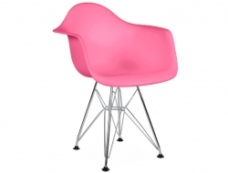 Image de l'article Chaise enfant Eames DAR - Rose