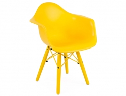 Image de l'article Chaise enfant Eames DAW Color - Jaune