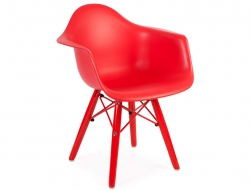 Image de l'article Chaise enfant Eames DAW Color - Rouge