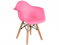 Image de l'article Chaise enfant Eames DAW - Rose