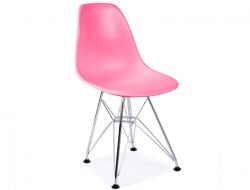 Image de l'article Chaise enfant Eames DSR - Rose