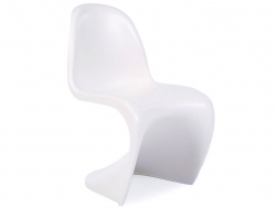 Image de l'article Chaise enfant Panton - Blanc