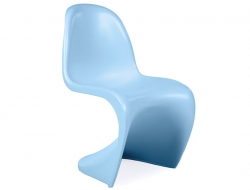 Image de l'article Chaise enfant Panton - Bleu