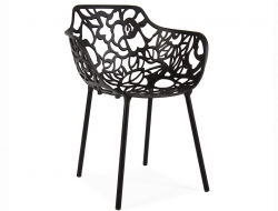 Image de l'article Chaise Lilly - Noir