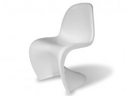 Image de l'article Chaise Panton - Blanc
