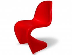 Image de l'article Chaise Panton - Rouge