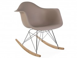 Image de l'article Eames Rocking Chair RAR - Beige gris