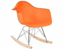 Image de l'article Eames rocking chair RAR enfant - Orange