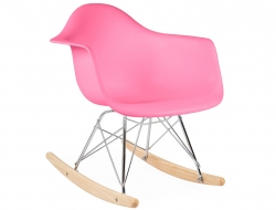 Image de l'article Eames rocking chair RAR enfant - Rose