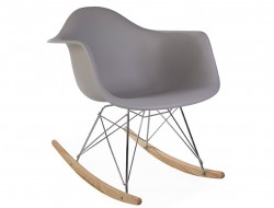 Image de l'article Eames rocking chair RAR - Gris clair