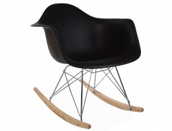 Image de l'article Eames Rocking Chair RAR - Noir