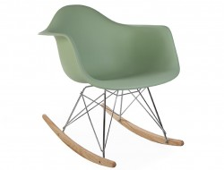 Image de l'article Eames Rocking Chair RAR - Vert amande