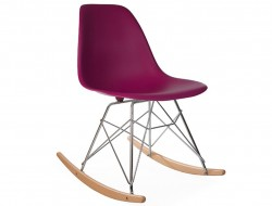 Image de l'article Eames Rocking Chair RSR - Violet