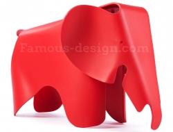 Image de l'article  Elephant Eames - Rouge