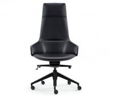 Image de l'article Fauteuil de bureau ergonomique YM-H-129B - Noir