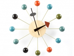 Image de l'article Horloge murale Ball - George Nelson